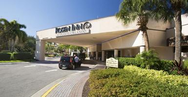 Rosen Inn Pointe Orlando Exterior Image